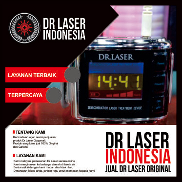 harga dr laser